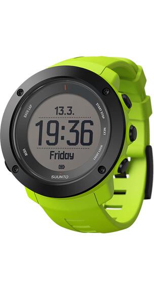 Suunto Ambit3 Vertical Watch Lime